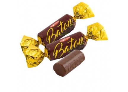 Батончик неглазированный с какао Букурия, фото 2