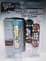Игровой набор TECH DECK Фингерборд 96 мм. + фигураDGK ORIGINAL (2 мини скейт, отвертка, трамплин-кейс ) алиенс