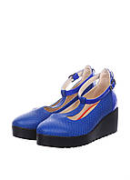 Туфли Guero 37 синий (990-199-53-66212)