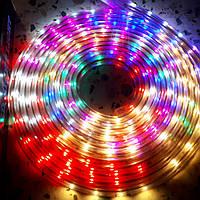 Уличная электрогирянда LED лента 5 метров мульти