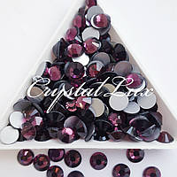 "Стрази ss30 Amethyst (6.5 мм) 280шт ""Crystal Premium"""