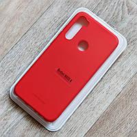 Оригинальный силиконовый чехол Molan Cano Jelly Case для Xiaomi Redmi Note 8 (красный)