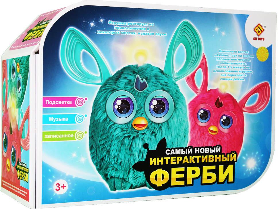 Интерактивная игрушка Фёрби (русский) JH 4889