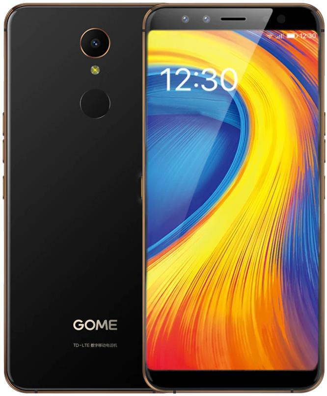 Gome U7   Черный   4/64Гб   4G/LTE   Гарантия