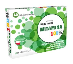 Экономные витамины 100% дневной нормы 40 шт европейского качества