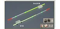 Кивок зимовий Bravo лавсановий 140 мм, жорсткість 25, вага блешні 0,15-0,4 г
