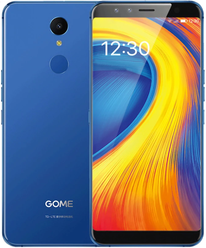 Gome U7 | Синий | 4/64Гб | 4G/LTE | Гарантия