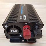 Преобразователь Инвертор 12v-220v UKC SSK 1200W, фото 3