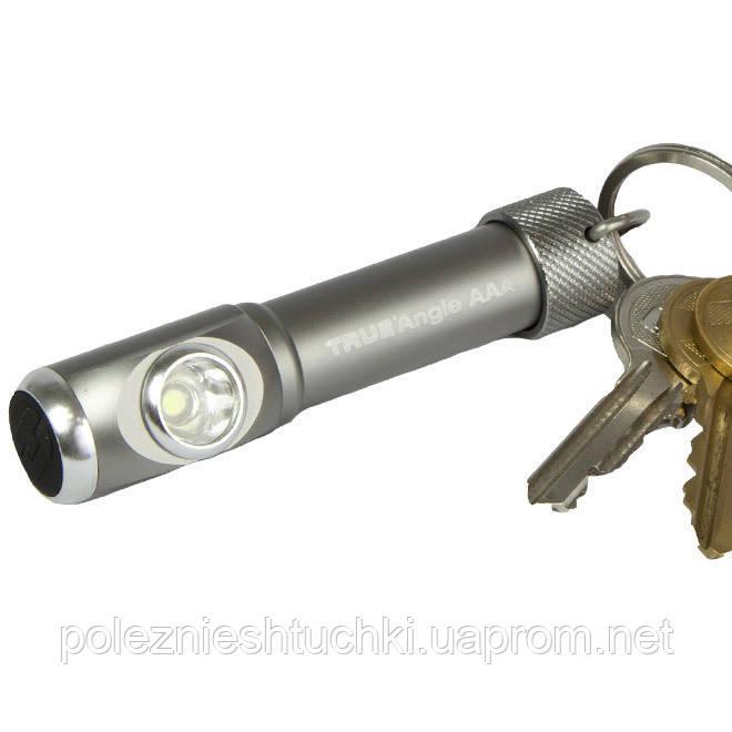 """Брелок-фонарик """"LED AngleLite Mini"""" True Utility"""