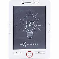 Электронная книга AirBook City LED White