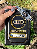 """Глянцевая Обложка с надписью """"Документи"""""""
