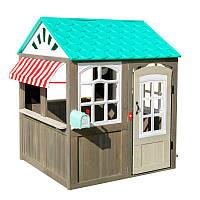 Дом деревянный детский Kidkraft Coastal Cottage 00419, фото 1