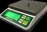 Весы простого взвешивания Днепровес ВТД-Т3ЖК (ВТД-2Т3ЖК)  высокой точности, фото 3