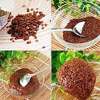 Коллагеновая маска для лица из семян (спор) бурых водорослей - 100% натуральная