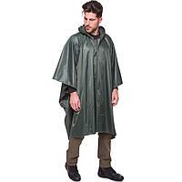 Дождевик плащ-палатка оливковый TY-0548-1