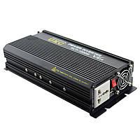 Преобразователь напряжения UKC AC/DC RCP 1500W Professional 12-220V Black (4_1003177670)