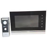 Домофон c экраном RIAS V70K-M 7 дюймов Black (4_553490591), фото 1
