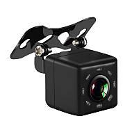 Камера заднего вида с подсветкой и динамической разметкой RIAS 102 Black (4_917397026)