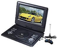 Портативный DVD-проигрыватель Opera NS-1180 с Т2 TV USB SD DVD 11 дюймов Black (4_1029716202)