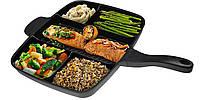 Сковородка универсальная RIAS Magic Pan на 5 отделений (4_582046243), фото 1