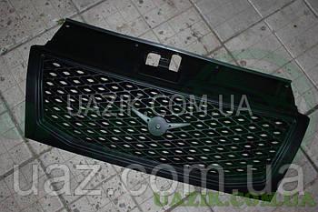 Облицювання радіатора PATRIOT 2009-12 (осередок) ГОЛА ( решітка радіатора пластик )