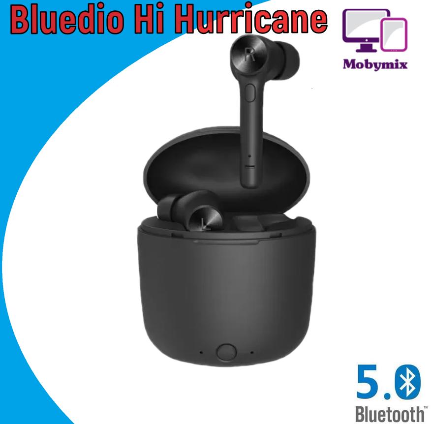 Беспроводные Bluetooth наушники Bluedio Hi Hurricane, гарнитура