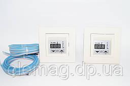 Терморегулятор для теплого пола Schneider Asfora крем +125 ° С