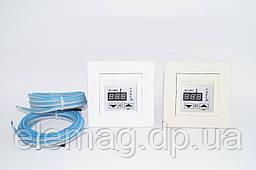 Терморегулятор для теплого пола Schneider Asfora  +125 ° С белый , крем