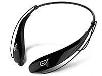 Bluetooth - гарнитура Y98  Черный с золотом
