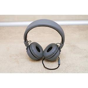 Проводные Наушники UKC MDR SE5222 с микрофоном гарнитура Серые