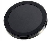 Беспроводное зарядное устройство  Черный