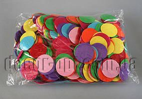 Фетровые заготовки-круги цветные 0,5мм/4 см 1000 шт