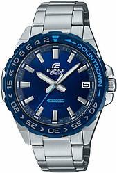 Наручные мужские часы Casio EFV-120DB-2AVUEF оригинал