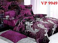 Постельное белье, двухспальное, ранфорс, Вилюта (VILUTA) VР 9949