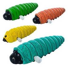 Заводная игрушка насекомое, ездит, в кул. 11х3,5х2,5см. YT531-13 (300)