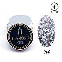 Diamond гель 8g Milano 014