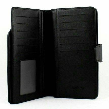 Мужской клатч Baellerry Business черный, фото 2
