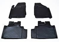 Коврики в салон для Cadillac SRX (10-) (полиур., компл - 4шт) NPL-Po-10-51
