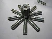 Шпилька ГОСТ 22034-76 резьбовая с ввинчиваемым концом длиной 1,25d, класс точности B.