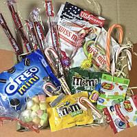 Подарочная коробка американских сладостей