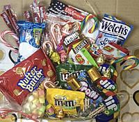 Подарочная коробка сладостей из Америки