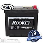 Аккумулятор автомобильный ROCKET 6CT 45Ah ASIA, пусковой ток 540А [–|+] (NX100-S6LS), фото 2