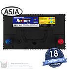 Аккумулятор автомобильный ROCKET 6CT 90Ah ASIA, пусковой ток 860А [–|+] (NX120-7L), фото 5