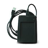 ZKTeco CR10-MW. Настольный RFID считыватель Mifare 13.56МГц с функцией записи. Предназначен для разработчиков