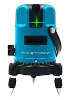 Уровень лазерный Kraissmann 5 LL 30, фото 1