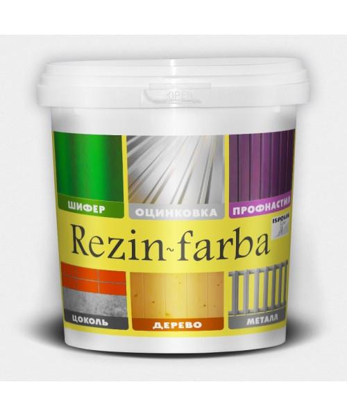 Краска Gaia резиновая «REZIN-FARBA» 5 л