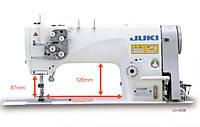 Juki LH-3528ASF-АООS Двухигольная швейная машина без отключения иглы