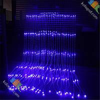 Гирлянда Водопад 480 LED 3 х 2 м Цвета в Ассортименте