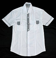Рубашки на мальчиков (младший, подростковый возраст)