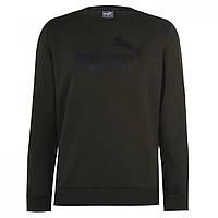 Худи Puma No1 Crew Sweater Forect Night - Оригинал